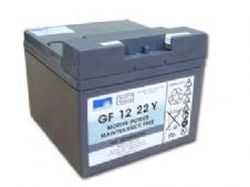 Sonnenschein 24ah Gel Golf Battery Powakaddy t-Bar Connection